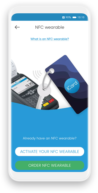 How to get your NFC wearable?