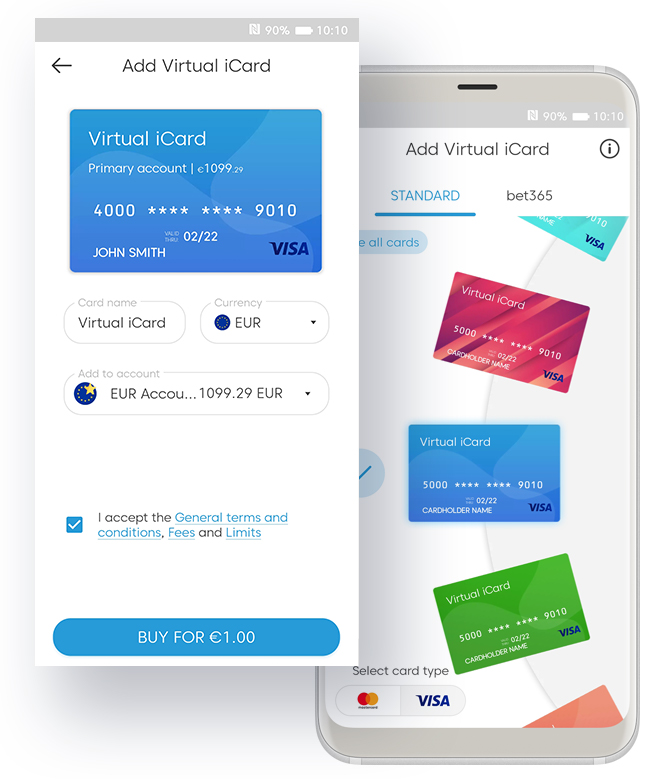 iCard Digital Wallet